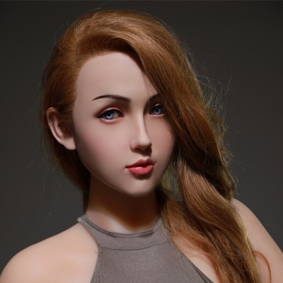 Hayley: small breast Silicone  sexy doll