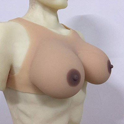Silicone Fake Breasts For Man